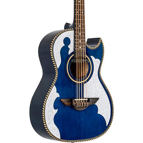 H. Jimenez LBQ4 Bajo Quinto El Patron Series Acoustic-Electric
