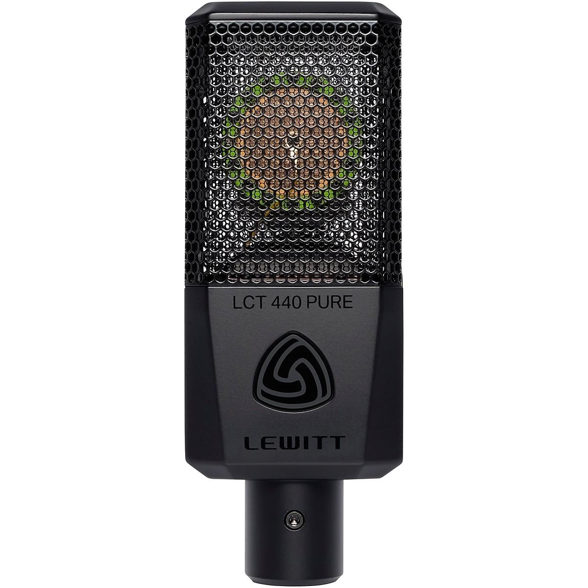 Lewitt Audio Microphones LCT 440 PURE Large-Diaphragm Condenser
