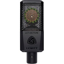 Lewitt Audio Microphones LCT 440 PURE Large-Diaphragm Condenser