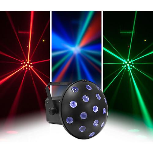 Eliminator Lighting LED Mushroom RGBWA Effect Light