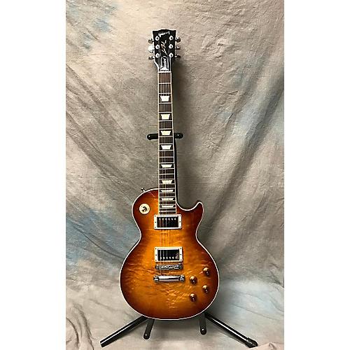 Gibson LES PAUL PREMIUM PLUS QUILT TOP Solid Body Electric Guitar