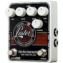Electro-Harmonix LESTER-K Stereo Rotary Speaker Pedal Level 1