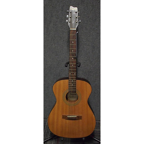 used samick lf015 acoustic guitar natural guitar center. Black Bedroom Furniture Sets. Home Design Ideas