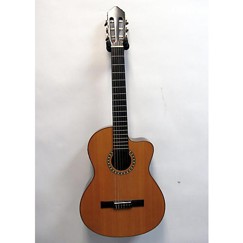Lucero LFN200SCE Classical Acoustic Electric Guitar