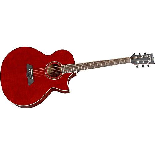 Laguna LG Series LG4CETR Cutaway Acoustic-Electric Guitar