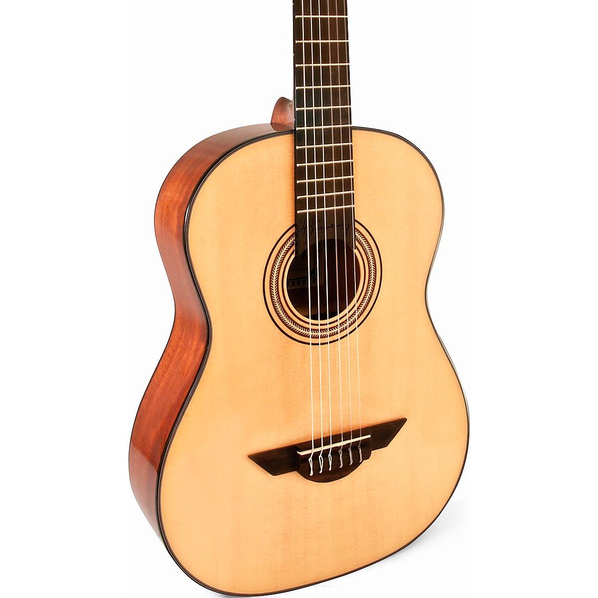 H. Jimenez LG Voz Fuerte Nylon-String with Spruce Top Acoustic Guitar