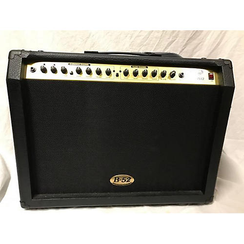 B-52 LG7512 Tube Guitar Combo Amp