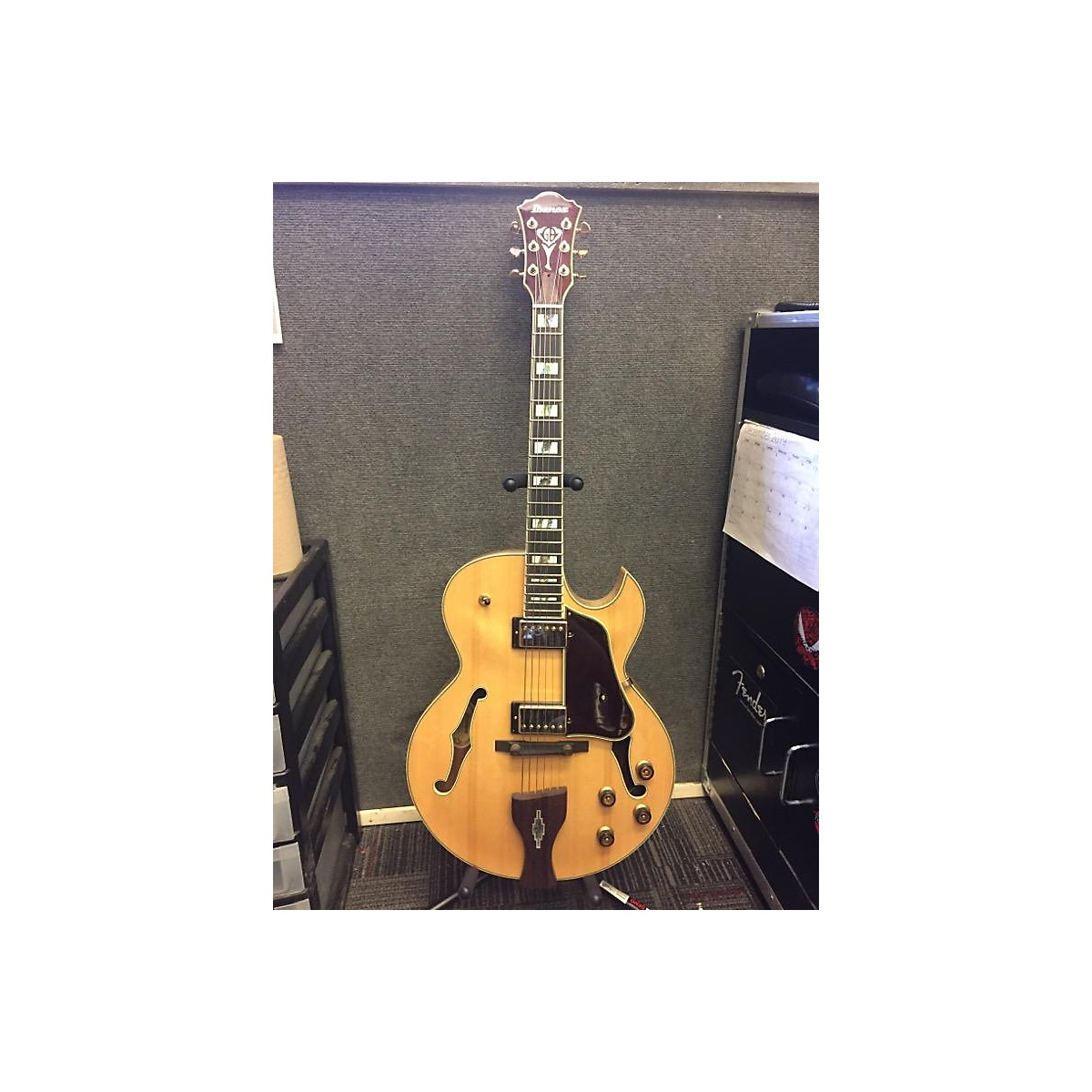 Ibanez LGB30 George Benson Signature Hollow Body Electric Guitar