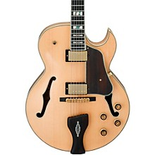 LGB30 George Benson Signature Hollowbody Electric Guitar Natural