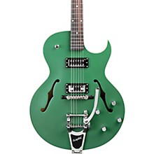 LH-306T Thinbody Archtop Cutaway Electric Guitar Green