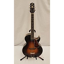 The Loar LH-350-VS Hollow Body Electric Guitar