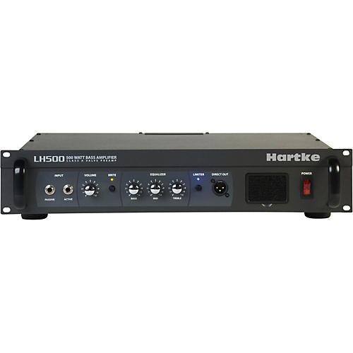 hartke lh series lh500 500 watt hybrid bass amp head guitar center. Black Bedroom Furniture Sets. Home Design Ideas