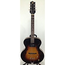 The Loar LH301T Hollow Body Electric Guitar