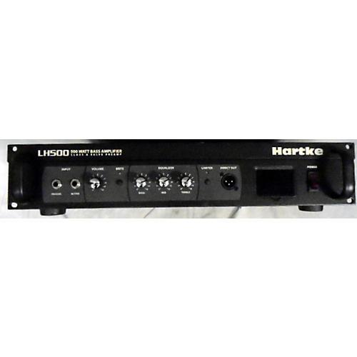 Hartke LH500 500W Bass Amp Head