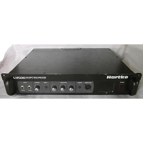 Hartke LH500 500W Bass Amp Head