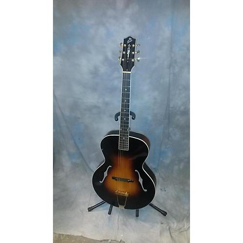 The Loar LH700VS Hollow Body Electric Guitar