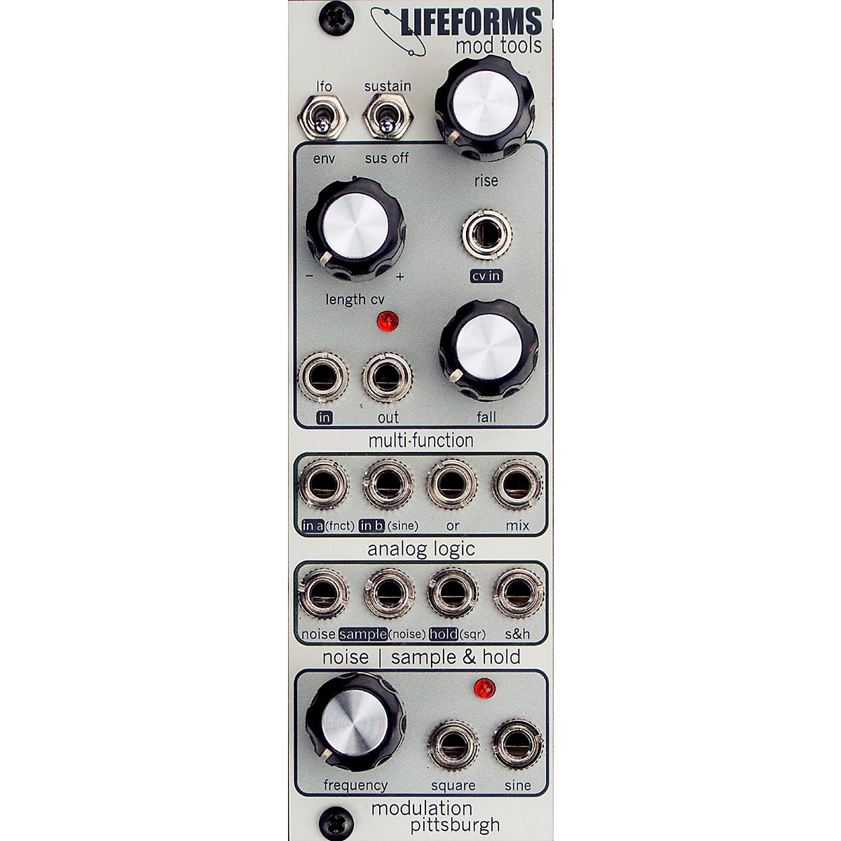 Pittsburgh Modular Synthesizers LIFEFORMS MOD TOOLS