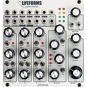 pittsburgh modular synthesizers lifeforms system interface guitar center. Black Bedroom Furniture Sets. Home Design Ideas