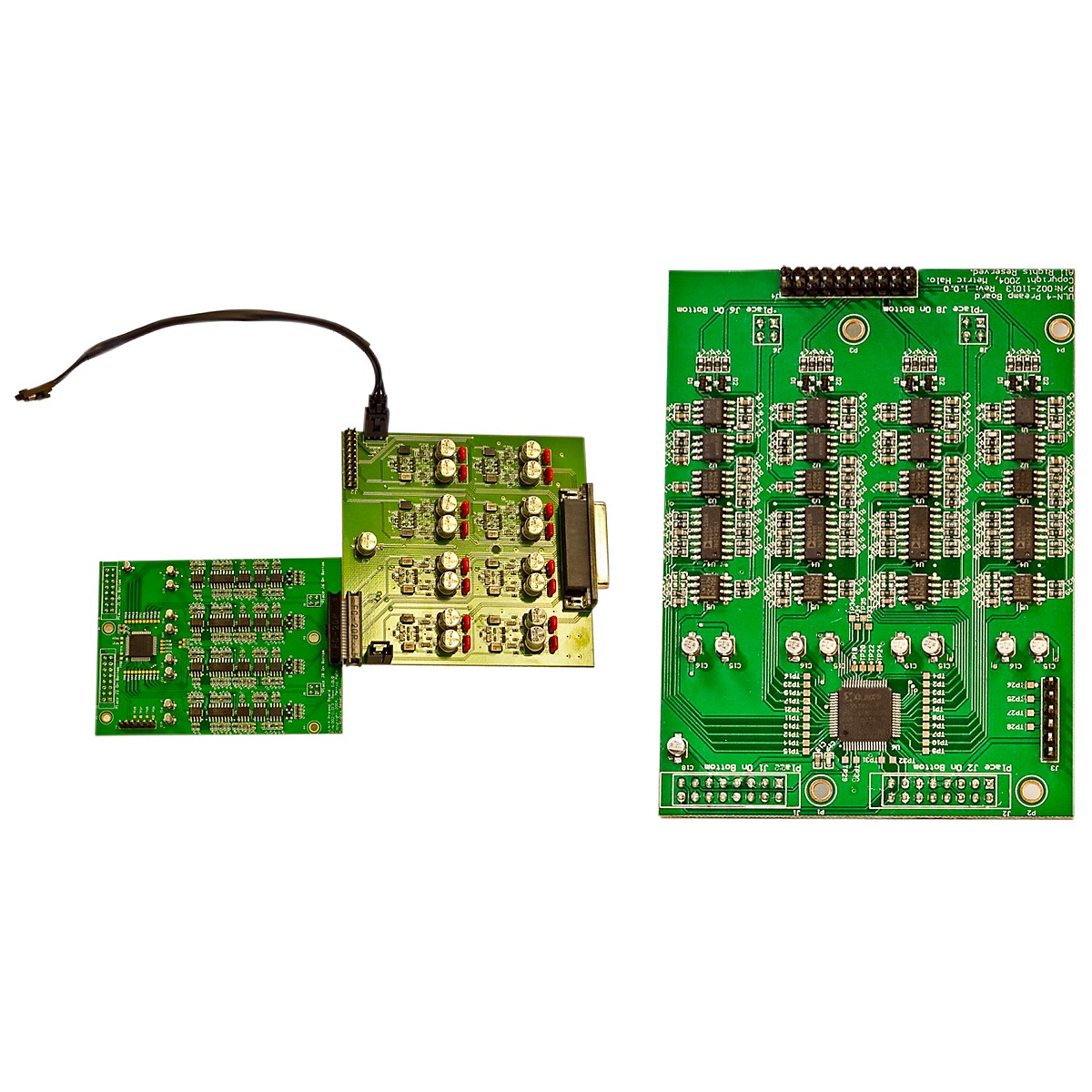 METRIC HALO LIO-8 8 Channel (1-8) ULN-R Preamp Kit