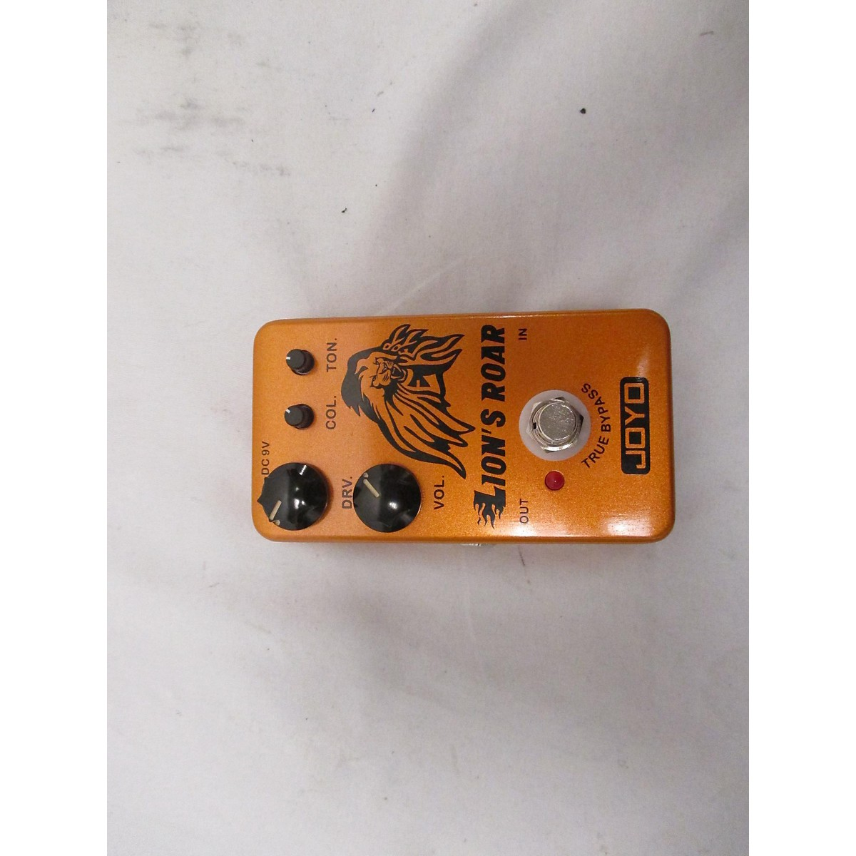 Joyo LION'S ROAR Effect Pedal