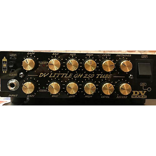 DV Mark LITTLE GH 250 Tube Guitar Amp Head