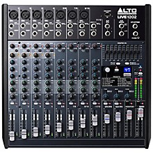 Alto LIVE 1202 12-Channel 2-Bus Mixer