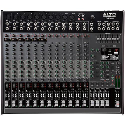 Alto LIVE 1604 16-Channel 4-Bus Mixer