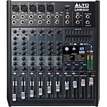 Alto LIVE 802 8-Channel 2-Bus Mixer