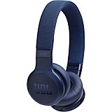 JBL LIVE400BT Wireless On Ear Headphones Blue