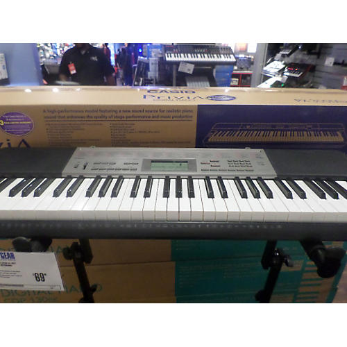 Casio LK165 61-Key Arranger Keyboard