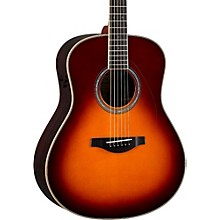 LL-TA Transacoustic Jumbo Concert Acoustic-Electric Guitar Brown Sunburst