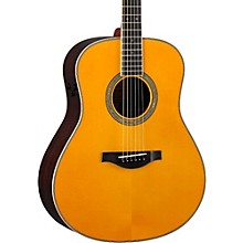 LL-TA Transacoustic Jumbo Concert Acoustic-Electric Guitar Level 2 Vintage Natural 190839821270