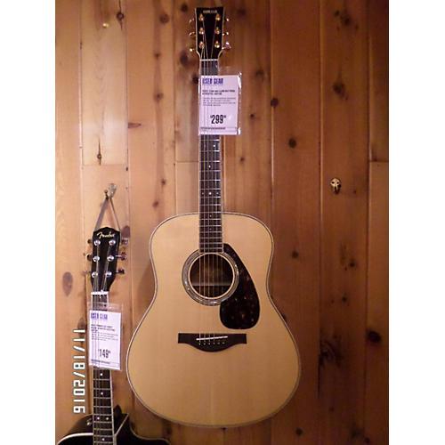 Yamaha LL6M Acoustic Guitar