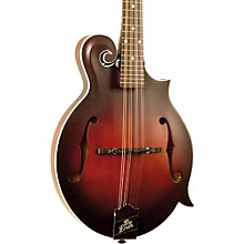 The Loar LM-310F Hand-Carved F-Style Mandolin Level 1 Vintage Brown