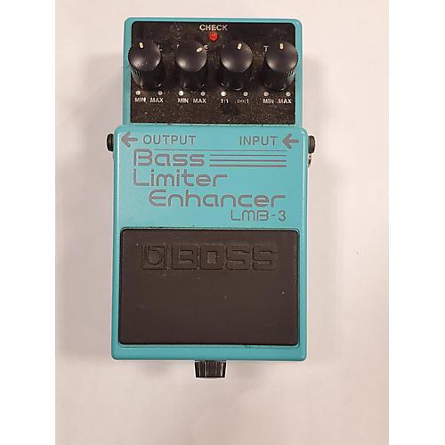 used boss lmb3 bass limiter bass effect pedal guitar center. Black Bedroom Furniture Sets. Home Design Ideas
