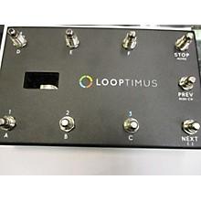 Looptimus LOOPTIMUS MIDI Foot Controller