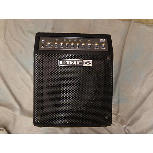 Line 6 LOW DOWN LD150 Bass Combo Amp