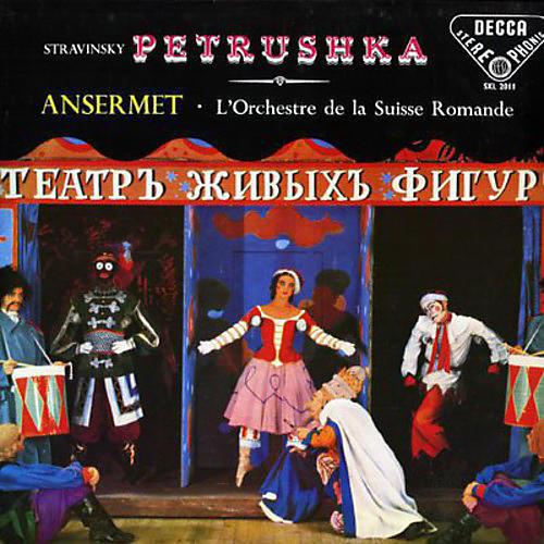 Alliance L'Orchestre de la Suisse Romande - Petrushka