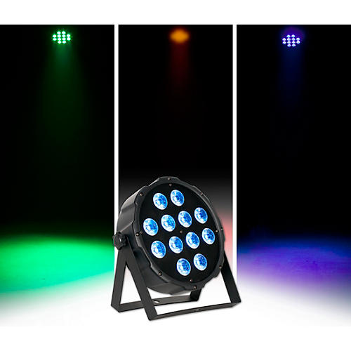 Eliminator Lighting LP 12 HEX RGBWA+UV LED PAR Wash Light