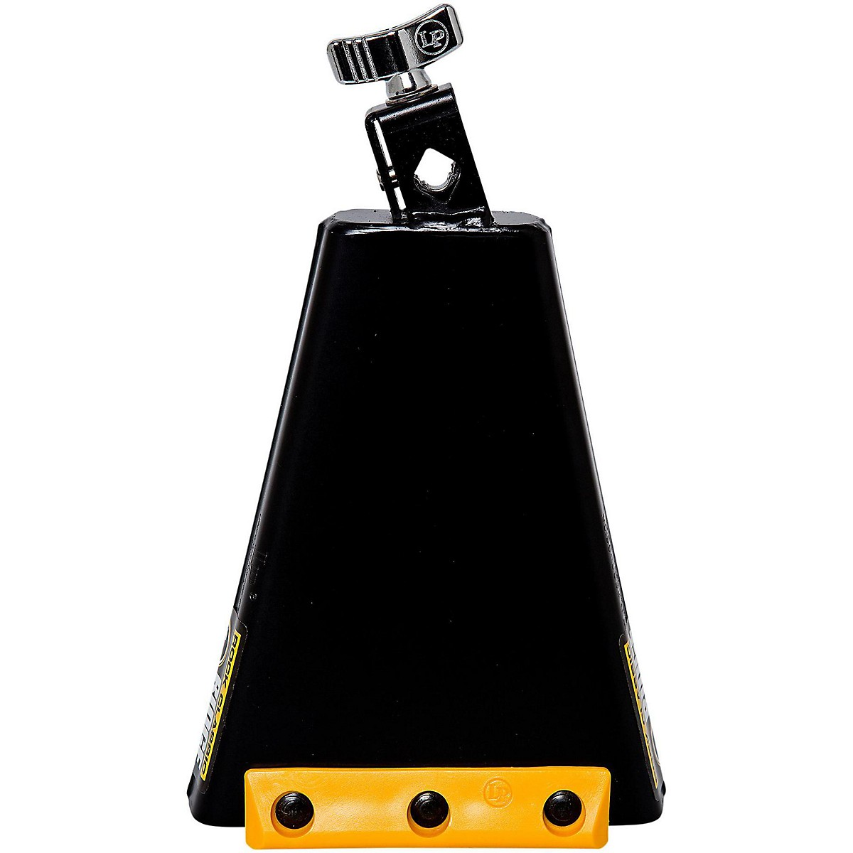 LP LP009-N Rock Classic Ridge Rider Cowbell w/ Self-Aligning Mount