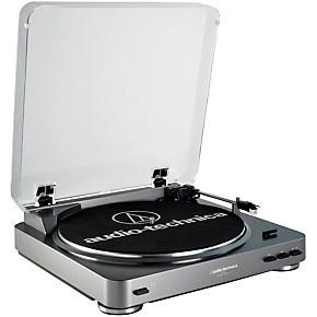 audio technica lp60 stereo record player guitar center. Black Bedroom Furniture Sets. Home Design Ideas
