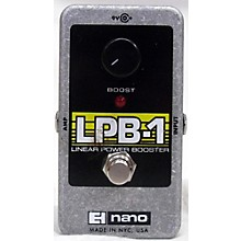 Electro-Harmonix LPB1 Linear Power Booster Pedal