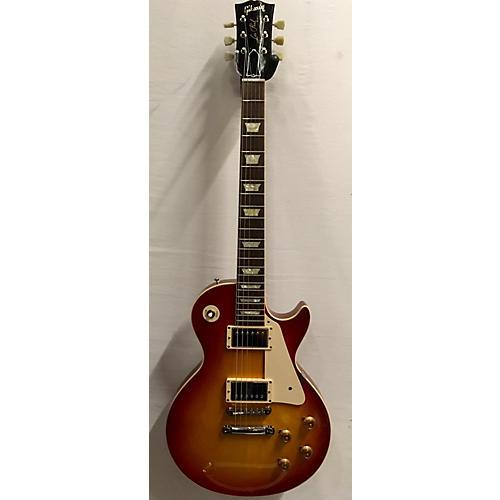 Gibson LPR8 1958 Les Paul Reissue Solid Body Electric Guitar