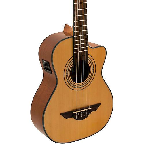 H. Jimenez LR1C Voz de Trio Requinto Compact 6-String Acoustic Guitar