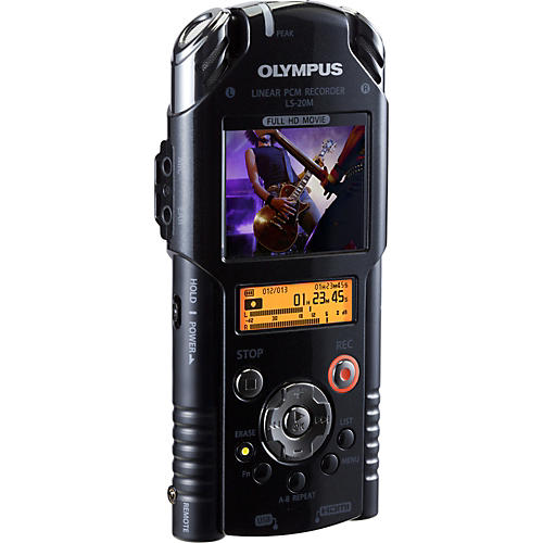 Olympus LS-20M HD Video/Audio Recorder