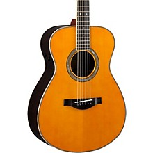 LS Transacoustic Jumbo Concert Acoustic-Electric Guitar Vintage Natural
