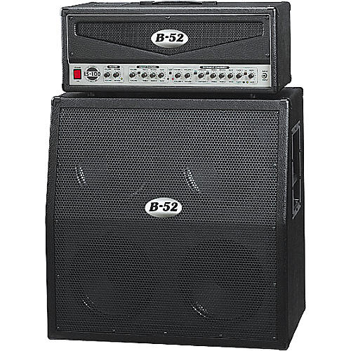 b-52 ls100 and ls412a half stack | guitar center