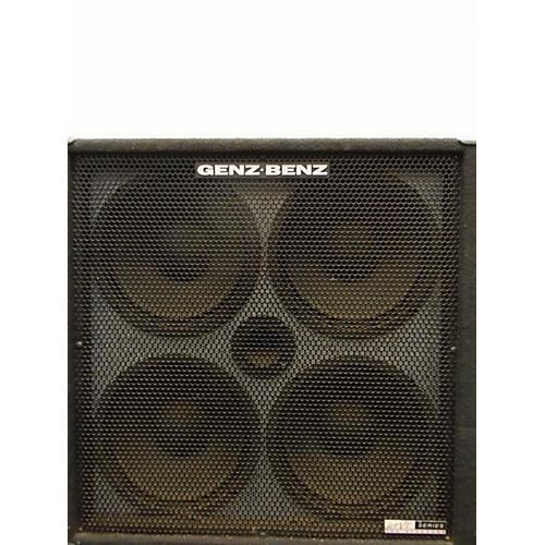 Genz Benz LS410T Bass Cabinet