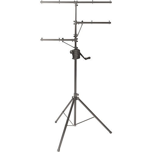 On-Stage LS7805B Power Crank-Up Lighting Stand  sc 1 st  Guitar Center : on stage lighting stand - www.canuckmediamonitor.org
