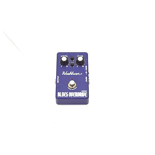 Washburn LSEBOD BLUES OVERDRIVE Effect Pedal